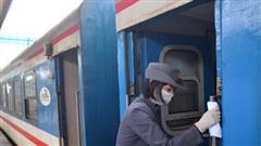 Ga Hải Dương đón khách trở lại, tàu tuyến Hà Nội - Hải Phòngchạy lại hằng ngày
