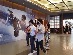 [Video] Rạp phim Việt sôi động trở lại trước 'bom tấn' Tenet