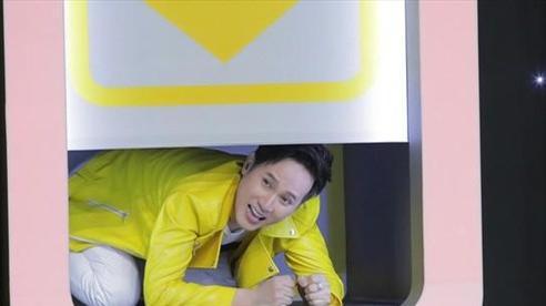 Nguyên Vũ bị 'đè bẹp' trong gameshow 'Người đứng thẳng'