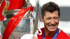 Lewandowski: Tôi xứng đáng giành Quả bóng vàng 2020
