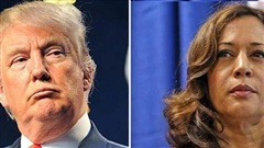 Ông Trump chê nữ ứng viên của đảng Dân chủ 'không đủ năng lực'