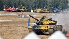 Thành tích đội tăng Việt Nam tại Army Games-2020 trên báo Nga