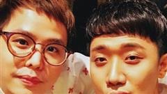 Trịnh Thăng Bình và Trấn Thành - đôi bạn thân