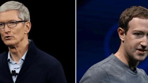 Apple gỡ bỏ ứng dụng của Facebook tiết lộ sự tham lam của nó