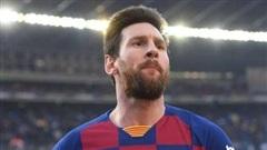 BLĐ Barca từ chối gặp Messi: Ký hợp đồng mới hoặc không thương lượng