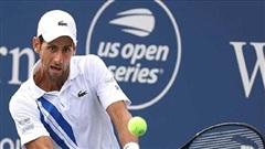 Djokovic vào chung kết Cincinnati 2020