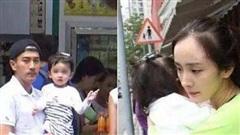 Con gái Dương Mịch tự giác học bài không cần bố kèm cặp, quá quen với việc mẹ không ở bên