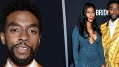 Chadwick Boseman bí mật kết hôn cùng bạn gái Taylor Simone trước khi qua đời