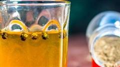 Thức uống detox trong chế độ giảm cân