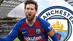 Messi muốn giành hai Quả bóng vàng cùng Man City