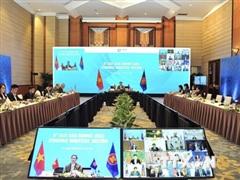 ASEAN và các đối tác nhất trí thúc đẩy hợp tác kinh tế hậu COVID-19