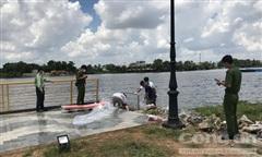 Phát hiện thi thể người phụ nữ nổi trên sông Sài Gòn