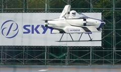 Công ty Nhật lần đầu tiên thử thành công ô tô bay trên không