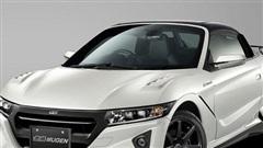 Honda bổ sung gói phụ kiện Mugen cho xe mui trần S660