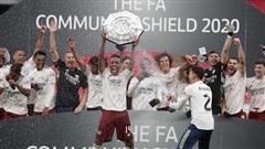 Hạ Liverpool trên chấm luân lưu, Arsenal đăng quang Siêu cúp Anh