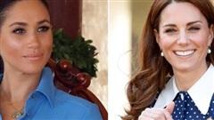 Meghan thất vọng khi lần đầu ra mắt nhà chồng đã bị Kate 'xa lánh'