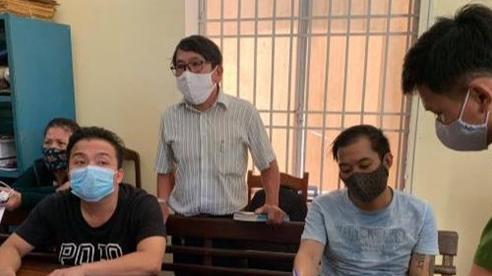 Đang giãn cách xã hội, hai nam thanh niên tại Đà Nẵng vẫn tổ chức 'chơi' ma túy trong quán karaoke