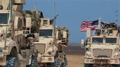 Mỹ điều hàng chục xe bọc thép tới 'chảo lửa' Syria sau vụ va chạm với quân đội Nga