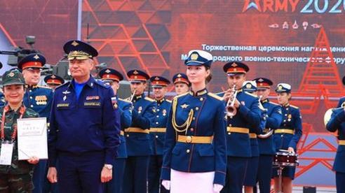 Army Games 2020: Đoàn Quân đội Việt Nam đón nhiều tin vui
