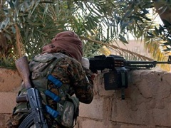 Giao tranh ác liệt giữa quân đội Syria với các tay súng IS