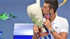 Djokovic vô địch Cincinnati, cân bằng kỷ lục của Nadal