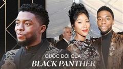 Chadwick Boseman: Anh hùng đời thực làm nên huyền thoại Black Panther
