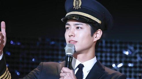 Park Bo Gum lặng lẽ nhập ngũ vì Covid-19