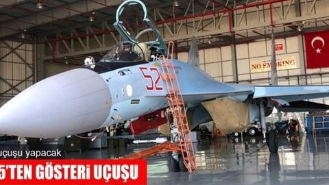 Chuyên gia Sivkov: Nga không nên bán Su-35 cho Ankara