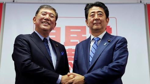 Ứng viên sáng giá cho ghế thủ tướng Nhật Bản gặp đối thủ mạnh
