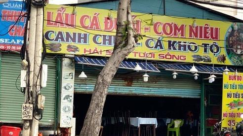 Đội trưởng CLB TP HCM tố 'chặt chém', quán Thuyền Chài bị ngừng kinh doanh