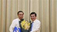 Giám đốc Sở Văn hóa và Thể thao làm Giám đốc Sở Nội vụ TP.HCM