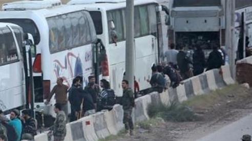 Phe đối lập Syria tìm cách giúp 'người khác' cứu khủng bố?