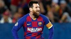 Messi muốn rời Barca theo cách văn minh và thân thiện nhất