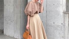 Nàng công sở Nhật cao 1m58 mặc đẹp khiến đồng nghiệp khen ngợi