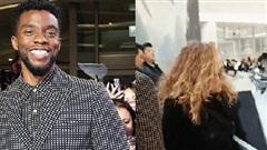 Knet dậy sóng vì clip 'Black Panther' Chadwick Boseman tại sự kiện ở Hàn 1 năm trước.