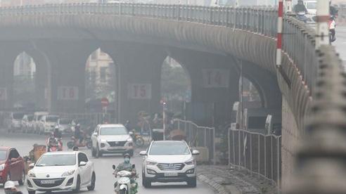 Nồng độ ô nhiễm ở Hà Nội gia tăng, người dân cần lưu ý bảo vệ sức khỏe
