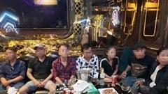 Phát hiện hàng chục người dương tính ma túy trong quán karaoke Alibaba ở Sài Gòn