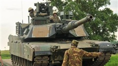 Mỹ nâng cấp Abrams lên bản V4 để đấu với ai?