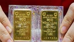 Giá vàng lại tăng vọt