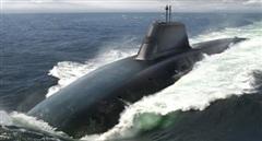 Kế hoạch 'chôn' tàu ngầm hạt nhân của Anh ở Scotland