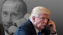 Điện Kremlin nói gì về cuộc gọi nhỡ của ông Putin khiến ông Trump nổi đóa, 'quát vào mặt' cố vấn?