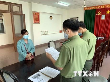 Lâm Đồng phạt chủ tiệm thuốc 10 triệu đồng vì tung tin khẩu trang giả