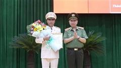 Thăng hàm Thiếu tướng cho Phó Giám đốc Công an TP.HCM Cao Đăng Hưng