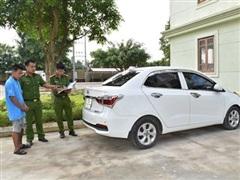 Ninh Bình: Đối tượng nghiện ma túy siết cổ lái xe taxi để cướp tài sản