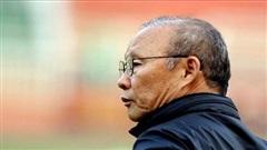 HLV Park Hang Seo khó khăn và cơ hội khi lần đầu tiên phải dựng lại cả một đội hình