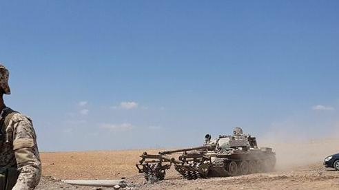 Tình hình Syria: Căn cứ lớn nhất của Mỹ ở Syria bị tấn công