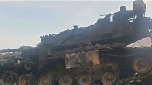 Thổ đề nghị đàm phán với Nga vì lỗ nặng tại Syria