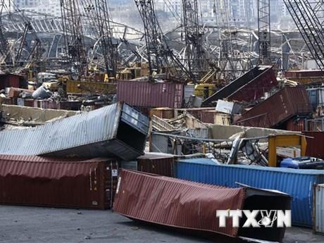 Vụ nổ kinh hoàng ở Beirut: Bắt giữ thêm 5 người liên quan