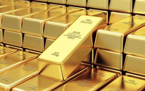 Giá vàng thế giới thấp hơn trong nước 2,38 triệu đồng/lượng