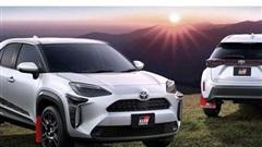 Vừa mở bán, Toyota Yaris Cross đã được chào bán 'lạc' đầy hấp dẫn